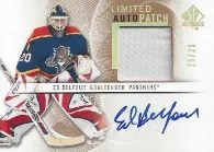 2012-13 Sp Authentic Ed Belfour Patch