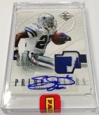 2013 Panini Black Box Prime Colors Auto