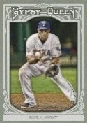 2013 Gypsy Queen Adrian Beltre
