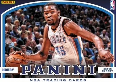 12/13 Panini brand Basketball Box