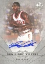 2012-13 Sp Authentic Dominique Wilkins