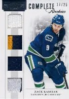 2011-12 Dominion Complete Rookies
