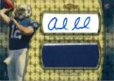 2012 Topps Finest Andrew Luck Auto Superfractor