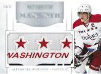 2011-12 Panini Dominion Alex Ovechkin Patch