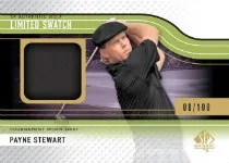 2012 Sp Authentic Payne Stewart Limited Swatch