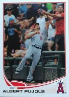2013 Topps Albert Pujols Sp Out of Bounds