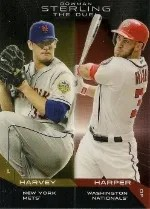 2013 Bowman Sterling The Duel Insert