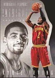 13/14 Panini Intrigue Intriguing Players Kyrie Irving