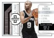 2013-14 Tony Parker Innovation Stat Line