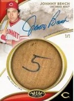 2014 Tier One Johnny Bench Bat Knob