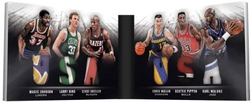 13/14 Panini Preferred USA Booklet