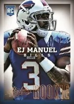 2013 Absolue E.J. Manuel RC