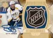 13-14 Ultimate Collection NHL Shield