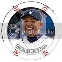 2014 Topps MLB Chipz Miguel Cabrera