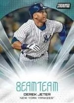 2014 Topps Stadium Club Beam Team Derek Jeter