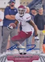 2014 Upper Deck Austin Franklin Auto