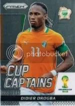 2014 Prizm World Cup Didier Drogba