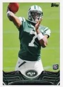 2013 Topps Geno Smith RC