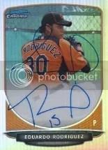 2013 Bowman Chrome Autograph