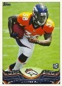 2013 Topps Montee Ball RC