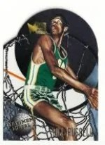 2013-14 Fleer Retro Bill Russell Maximum Metal
