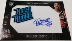13/14 Panini Rated Rookie Autograph