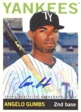 2013 Heritage Minor League Real One Auto