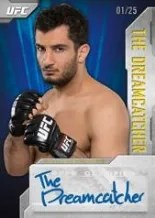 2014 Topps UFC Knockout The Dreamcatcher