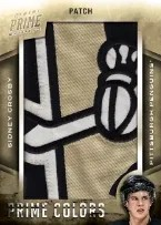 13-14 Panini Prime Sidney Crosby Patch