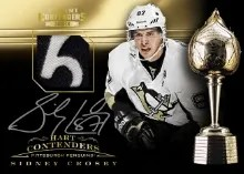 2013-14 Contenders Sidney Crosby Autograph