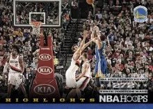 13-14 Hoops Stephen Curry Highlights