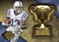 2013 Topps T.Y. Hilton All Star Rookie