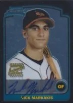 2003 Bowman Draft Nick Markakis