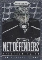 13-14 Prizm Hockey Net Defenders