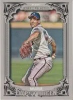 2014 Topps Gypsy Queen Greg Maddux