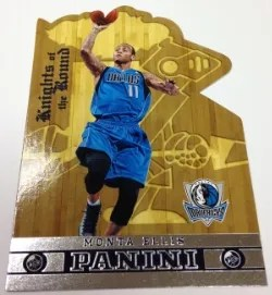 13/14 Panini Knights of the Round Monta Ellis
