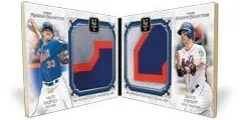 2014 Topps Museum Collection Dual Jumbo