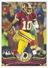 2013 Topps Robert Griffin III Base