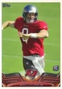 2013 Topps Mike Glennon Sp Variation