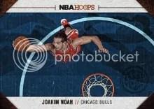 13-14 Hoops Joakim Noah Insert