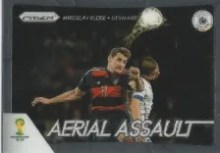 2014 Panini Prizm World Cup Aerial Assault