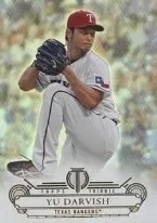 2014 Topps Tribute Yu Darvish