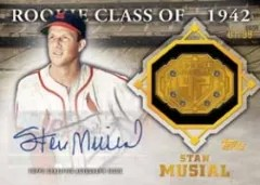 2014 Topps Series 1 Stan Musial