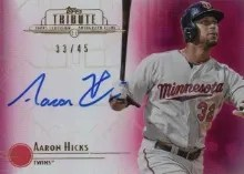 2014 Tribute Aaron Hicks