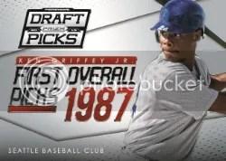 2013 Perennial Draft Ken Griffey Jr