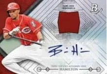 2014 Bowman Platinum Billy Hamilton