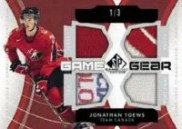 2012-13 Sp Game Used Hockey Gear