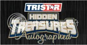 2010 TriStar Hidden Treasures Football