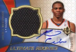 Russell Westbrook Jersey Autograph