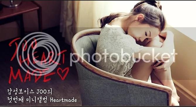 Joo Heart made